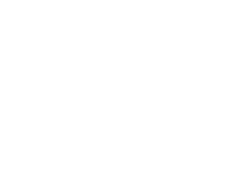 Line drawing of a gas burner
