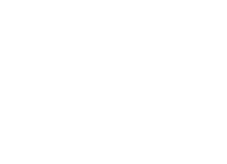 Line drawing of an electric hob